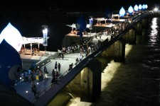 Marina Barrage Opening Ceremony – 1st November 2008
