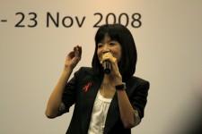 Rui En @ BookFest Singapore 2008
