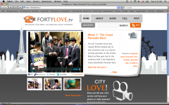 Recommended Travelogue Site – Fortylove.tv