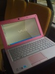 Mobile Leisure Lifestyle with SONY VAIO W