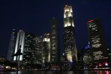 Friday Practice @ Singapore F1 GP 2009 !