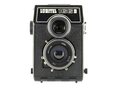 New Toy : Lubitel 166B !
