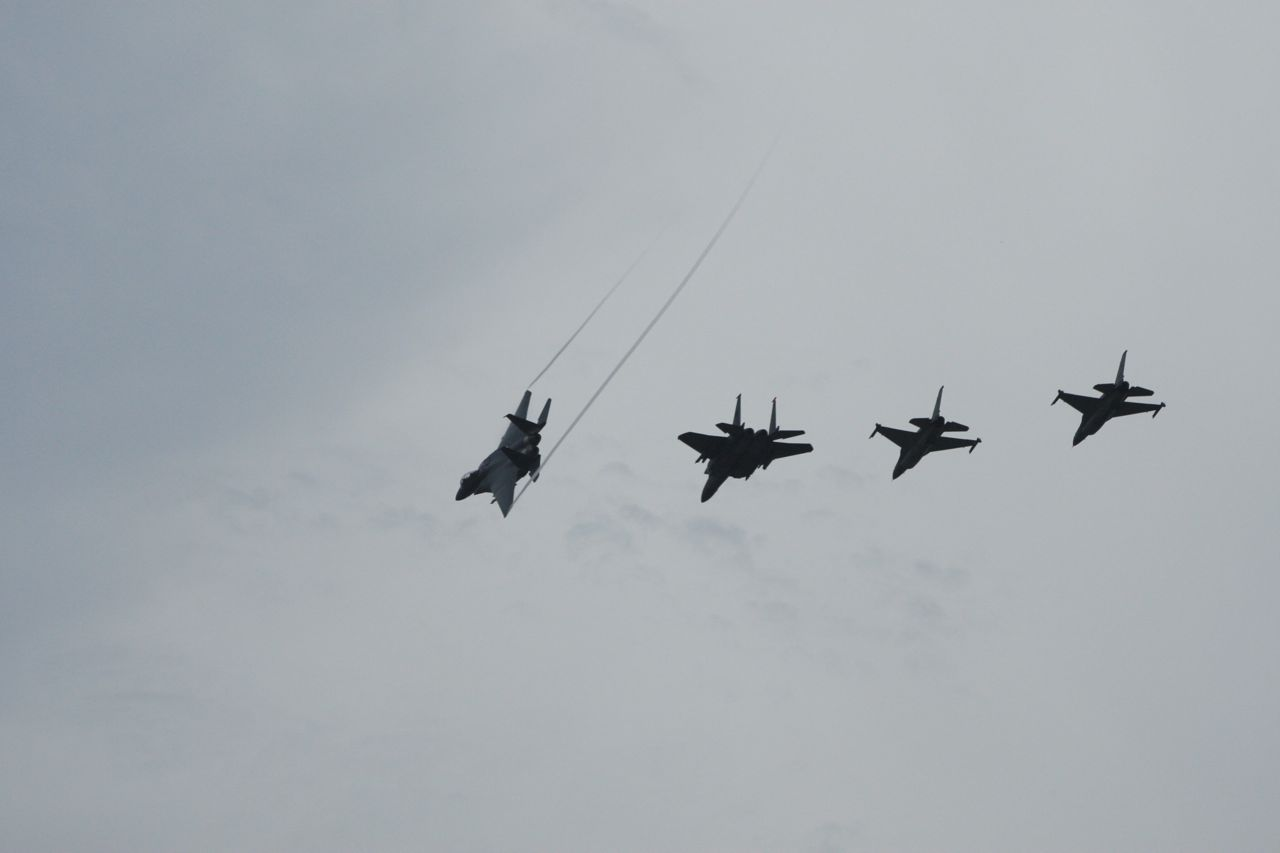 Visit to RSAF Open House 2011