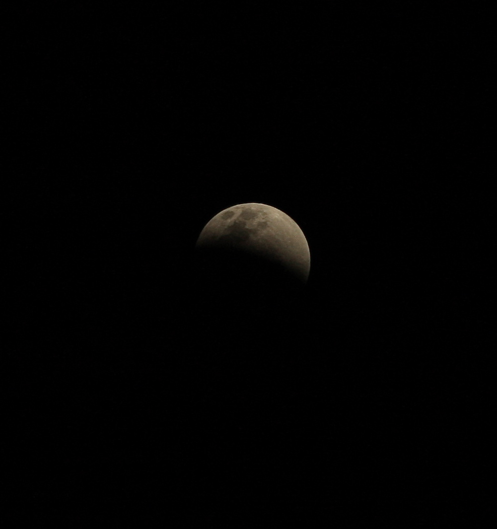 1st Total Lunar Eclipse – 10th Dec 2011