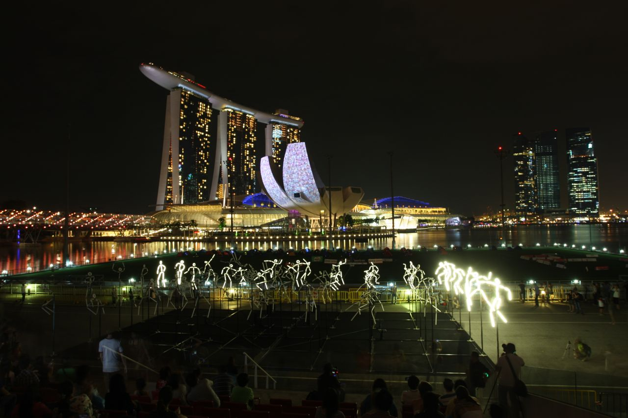 i Light Marina Bay 2012 is Here !