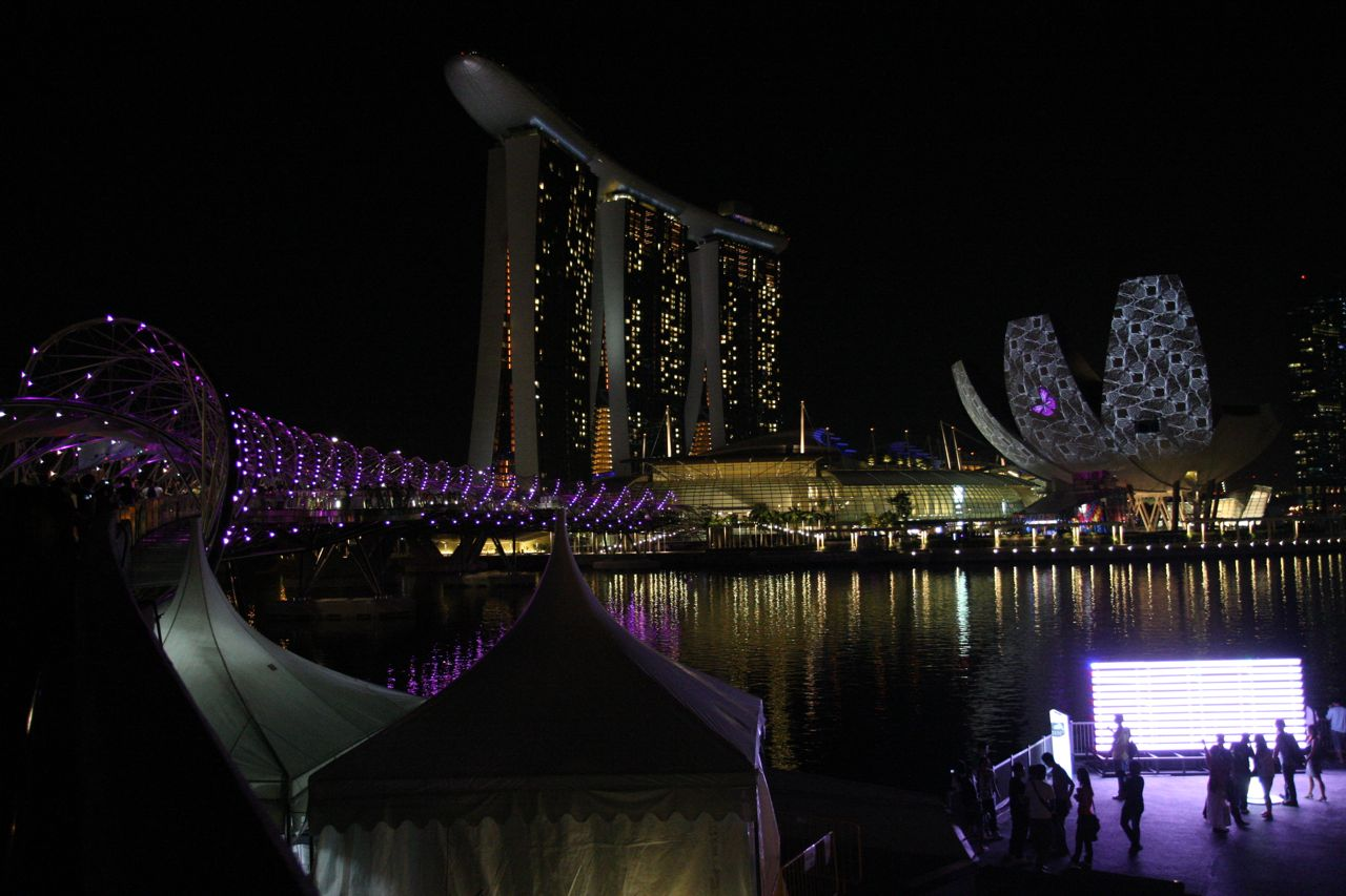 2 more nights to visit i Light Marina Bay 2012!