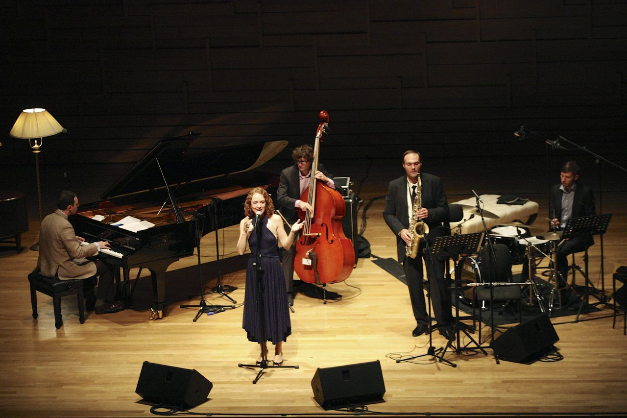 Jazz Encounters of The Russian Kind @ SOTA Concert Hall