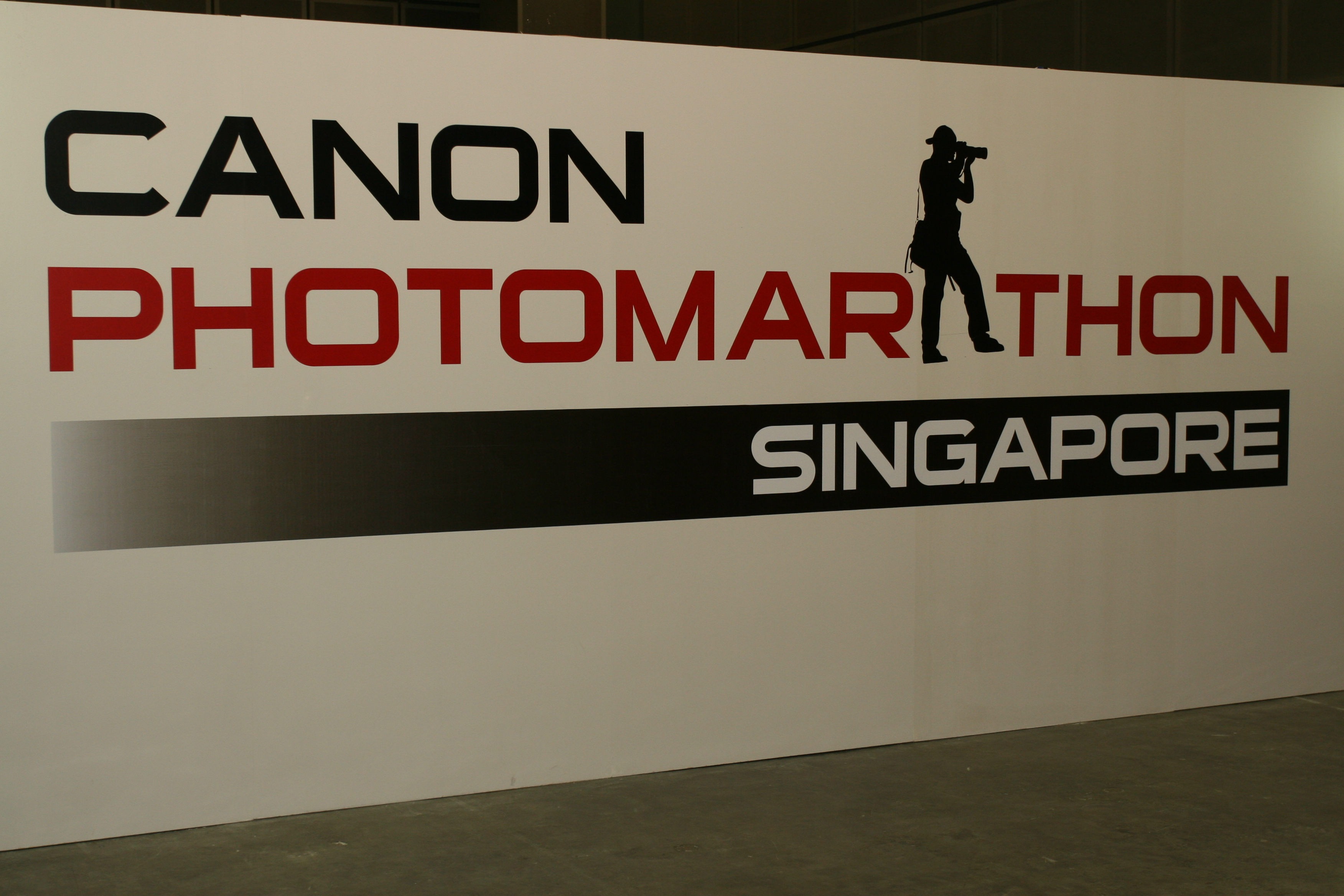 10th Canon PhotoMarathon is on 3rd Nov 2012 !