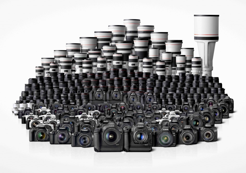 Lens group shot