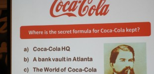 A Morning With Coca-Cola's Heritage