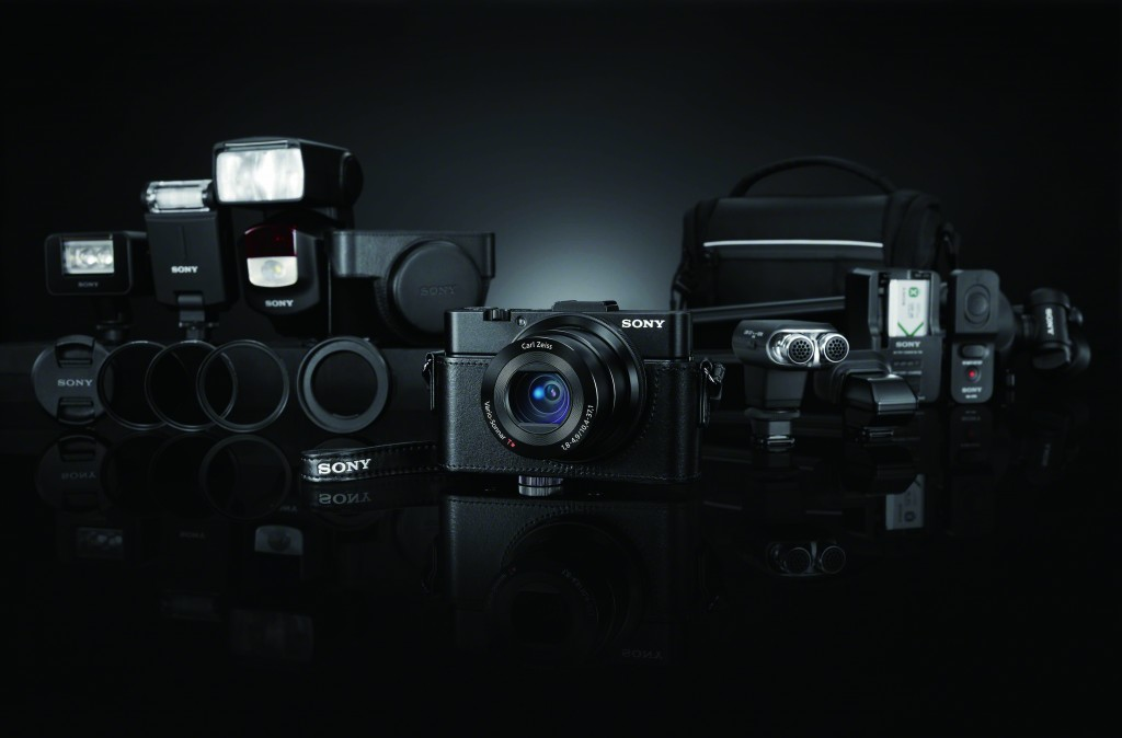 Sony Reveals New Cyber-Shot Cameras and External Flash