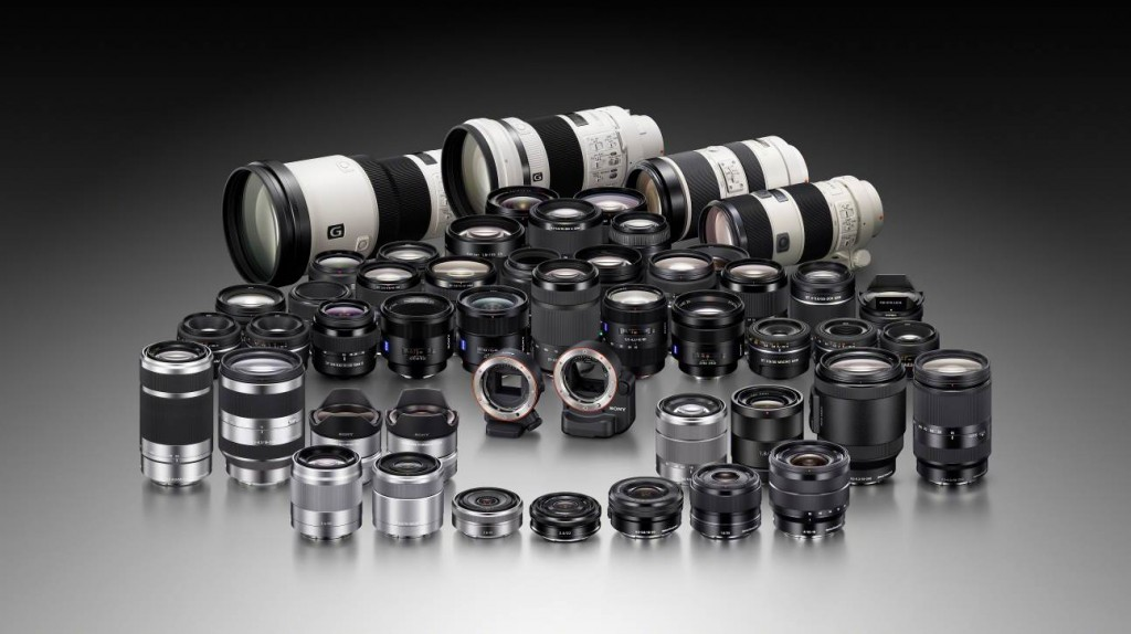 Sony Launches New Review Programme for Alpha Lens