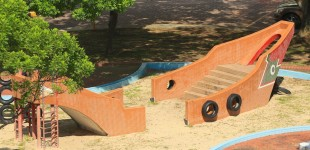 Old Playgrounds: Bumboat Playground