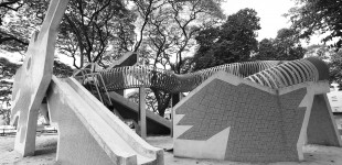 Old Playgrounds: Toa Payoh Dragon Playground