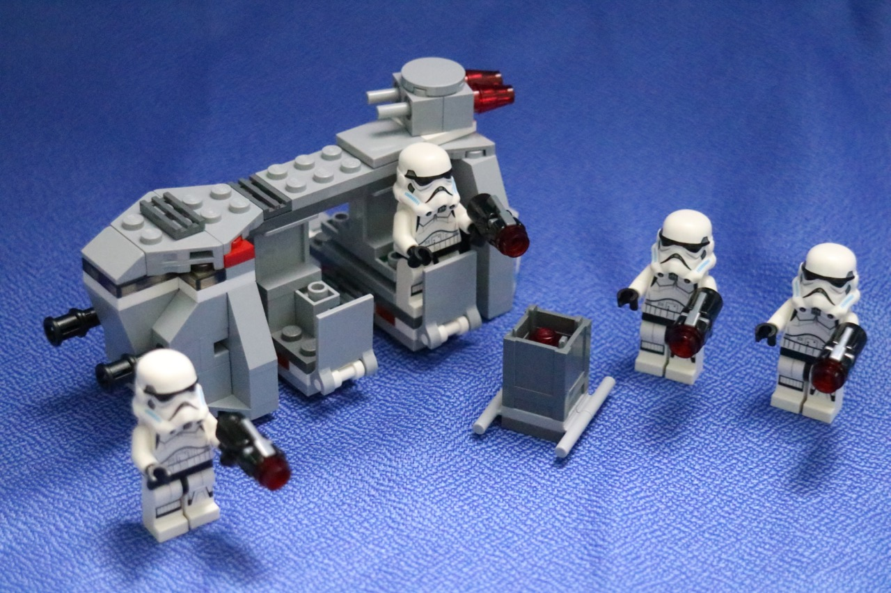Star Wars 75078 Imperial Troop Transport