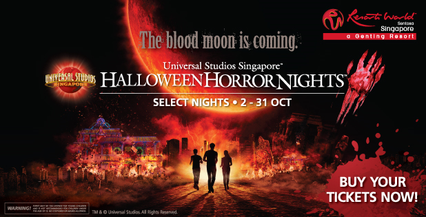 Halloween Horror Nights 2015