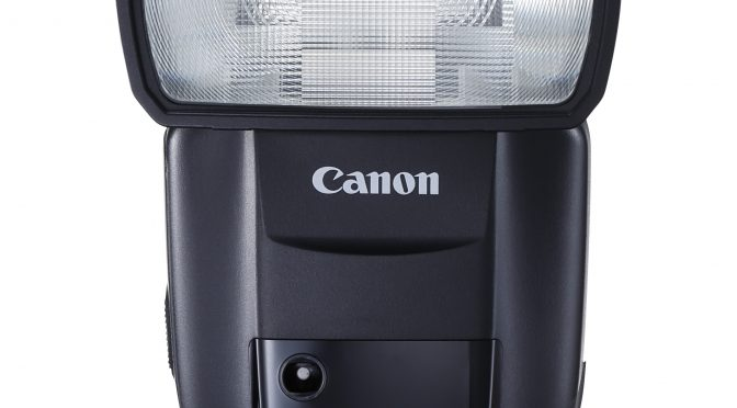 Canon announced Speedlite 600EX II-RT