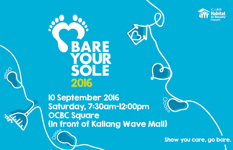 Bare Your Sole 2016_Banner
