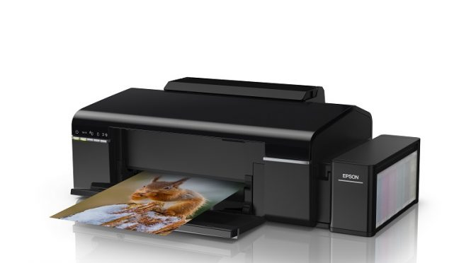 Epson launched L805 Photo Printer