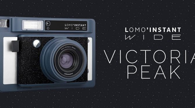 LOMO'INSTANT Wide Victoria Peak – Brand New Edition