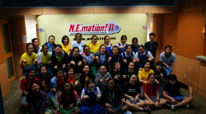 End of N.E.mation! 11 Top 10 Production Phase