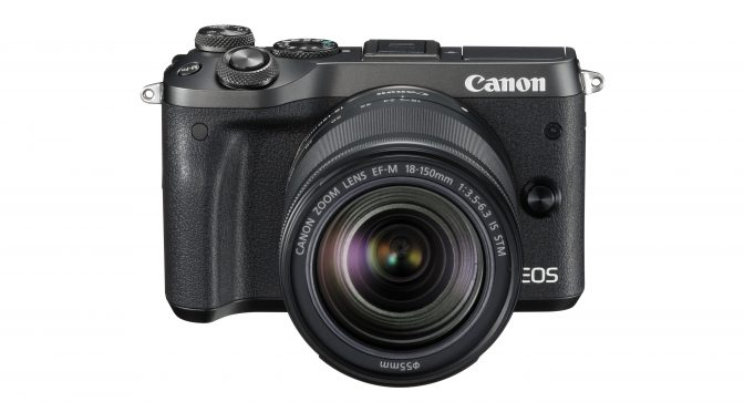 Canon announced EOS M6