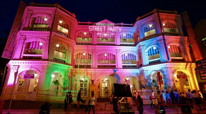 Armenian Street Party 2017 by Peranakan Museum