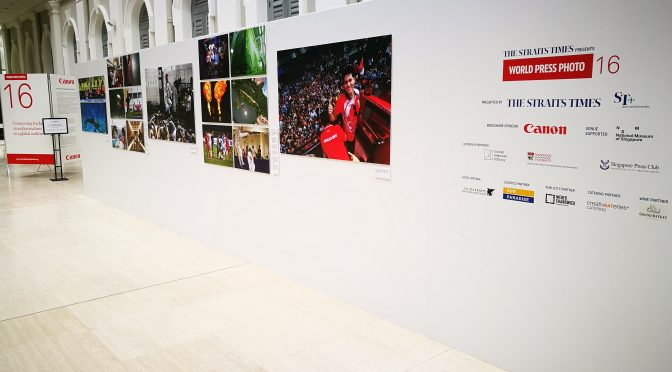 World Press Photo 2016 Exhibition Singapore