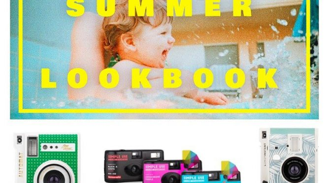 Lomography Summer LookBook 2017