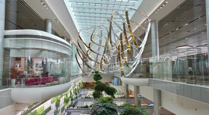 Welcome to Changi T4 – A sneak preview