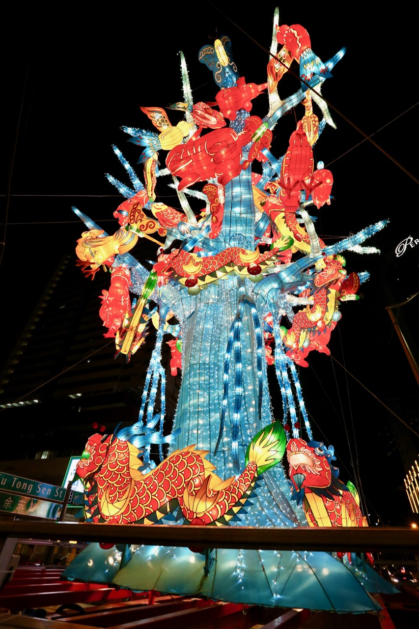 when you visit chinatown in singapore you cant miss the mid autumn festival lanterns on display the lanterns are always well liked and received by both - Garden By The Bay Mid Autumn Festival 2017