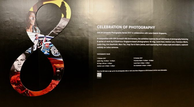 Celebration of Photography Exhibition by ION Art and Leica Galerie Singapore