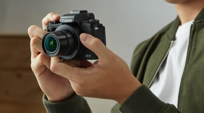 Canon introduced PowerShot G1 X Mark III