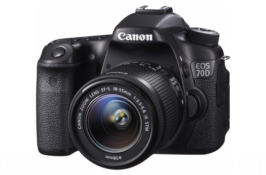 Canon Announces the new Canon EOS 70D