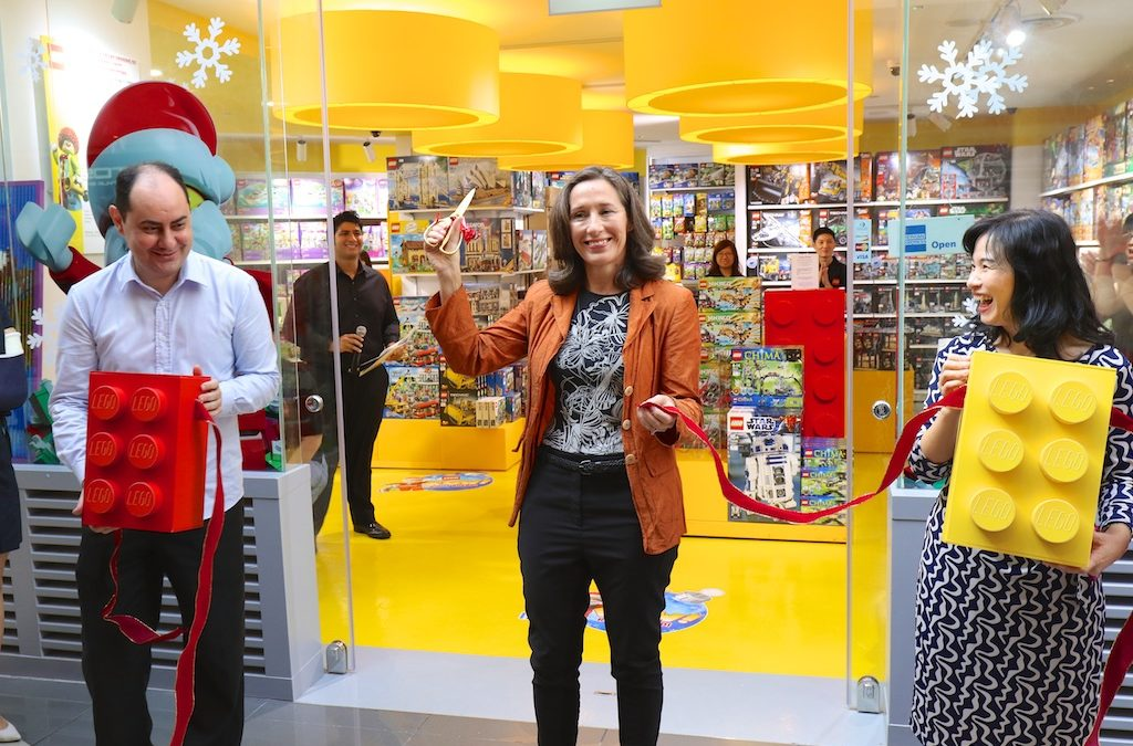 First LEGO Certified Store in Singapore Opens at Suntec City Mall
