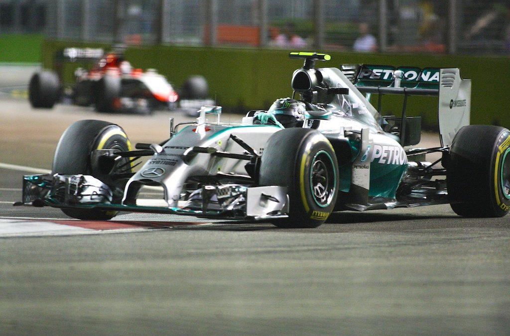 Singapore F1 GP 2014