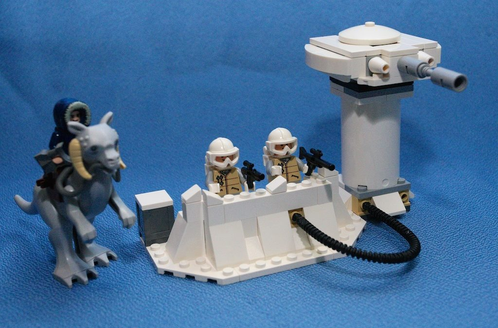 Star Wars Lego 7749 Echo Base