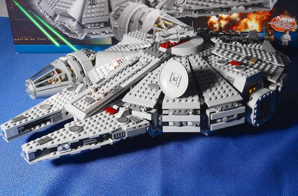 Star Wars Lego 7965 Millennium Falcon