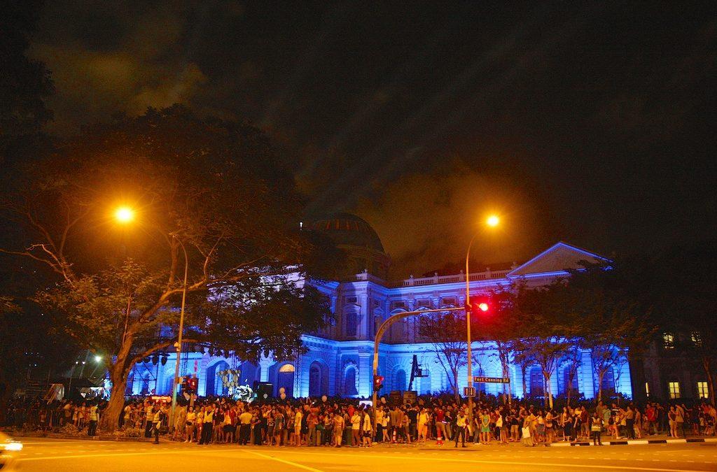 Singapore Night Festival 2014 / Night Lights 2014