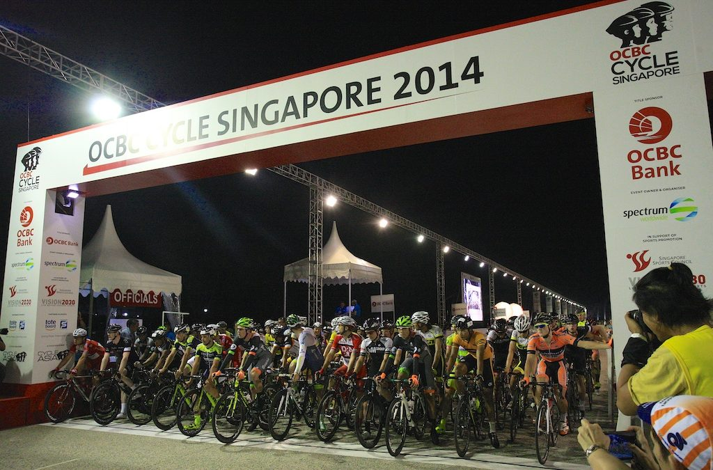 OCBC Cycle Singapore 2014 – 28th March