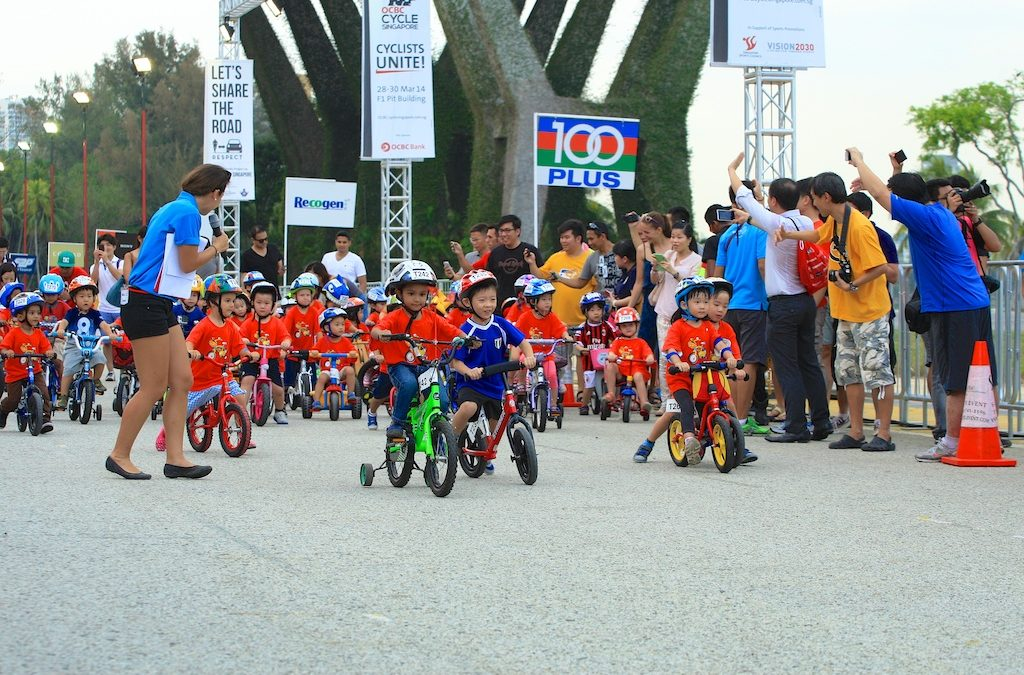 OCBC Cycle Singapore 2014 – 29th & 30th March