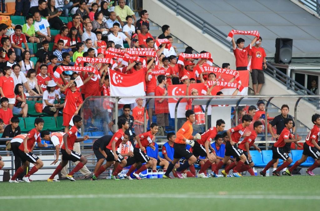 Canon Lion City Cup 2011 – 3rd/4th & Final Games