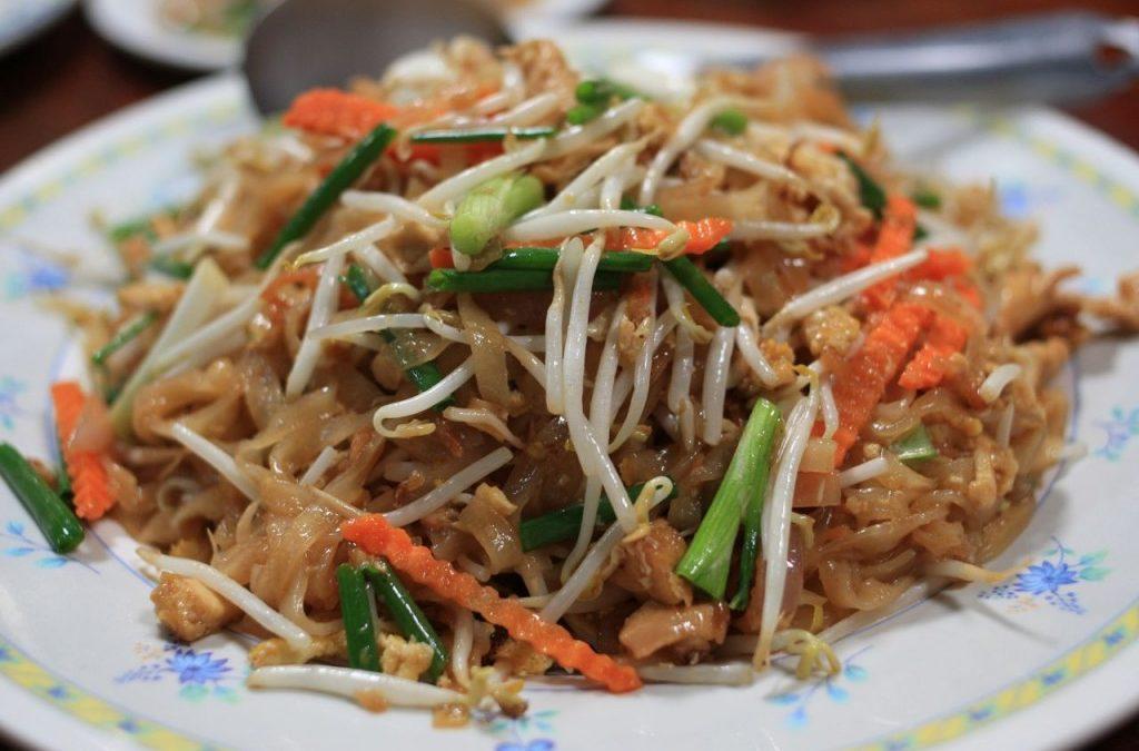 Food Adventure in Thailand