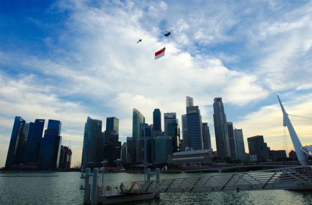 NDP 2015 Rehearsals – Aerial Display and Fireworks Photos