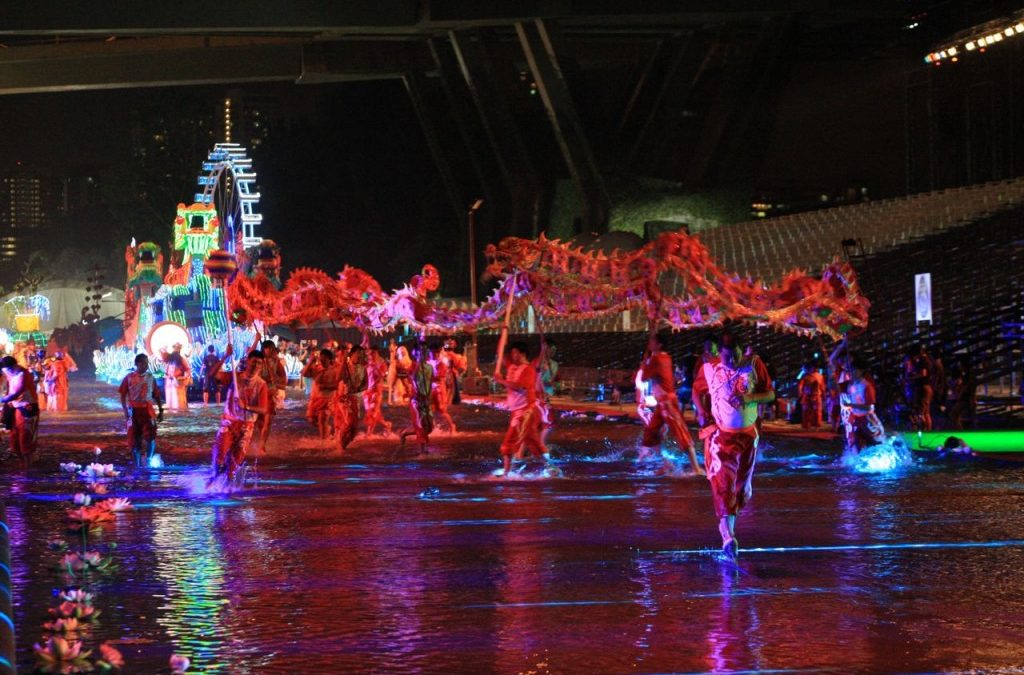 Chingay 2012 – Preview