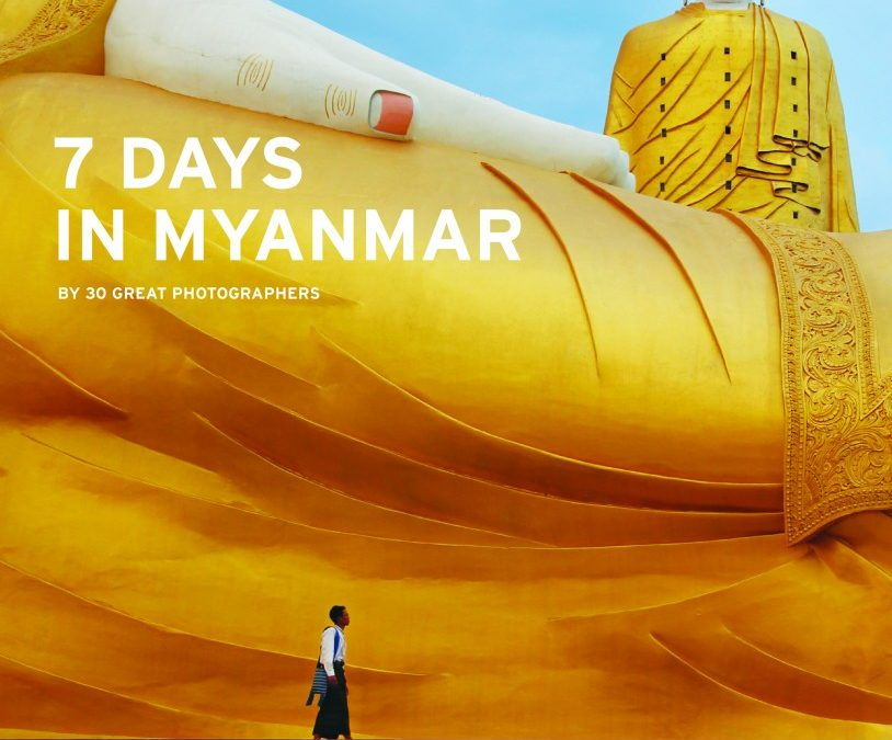 7 Days in Myanmar – Pictorial Book