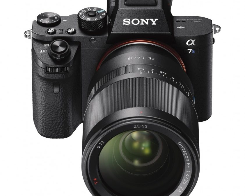 Sony launched Ultra-Sensitive α7S II