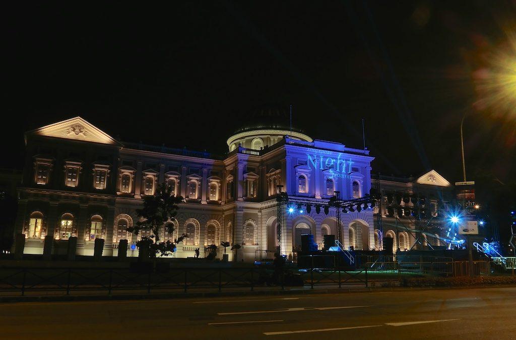 A Bold and Beautiful Singapore Night Festival 2014
