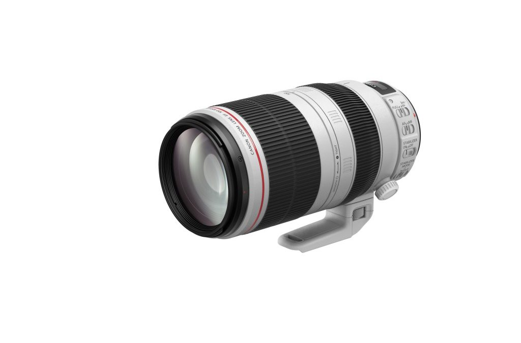 Canon releases EF100-400mm f/4.5-5.6L IS II USM