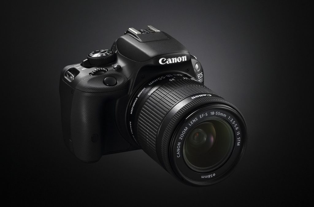 Canon EOS 100D – My Initial Impression